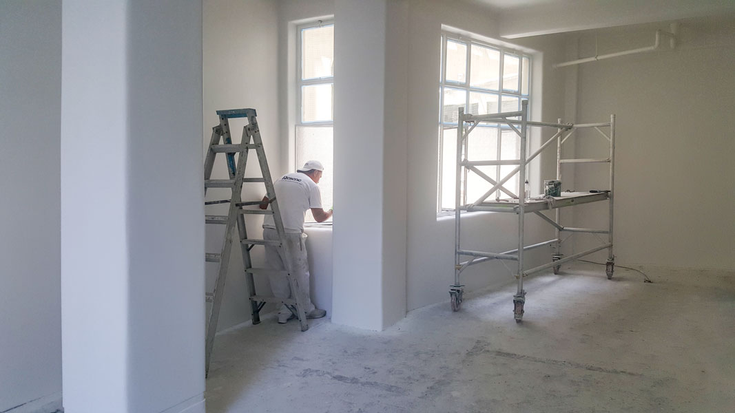 Dliworth Commercial Painting