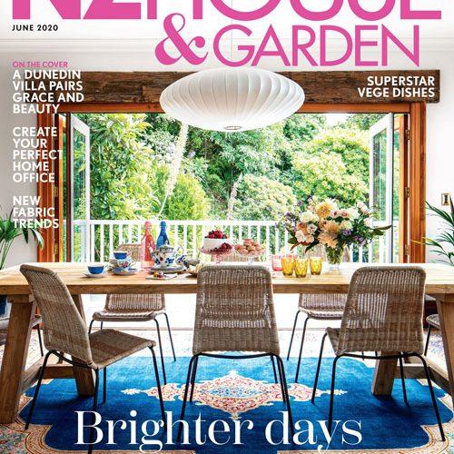 NZ House & Garden Feature