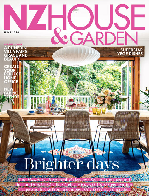 NZ House & Garden Feature